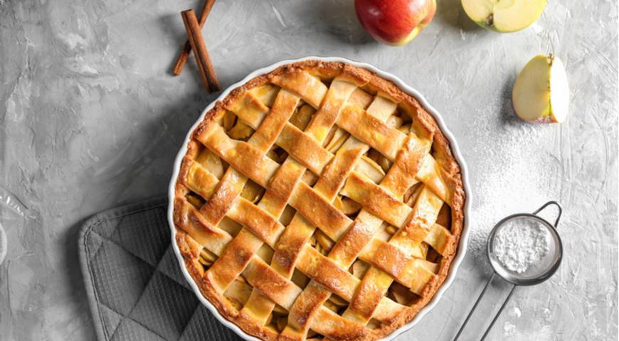 18482 8 секретов приготовления яблочного пирога. Получится не хуже, чем у бабушки или мамы