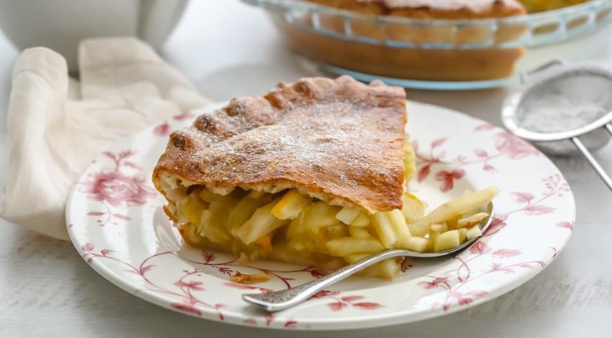8 секретов приготовления яблочного пирога. Получится не хуже, чем у бабушки или мамы