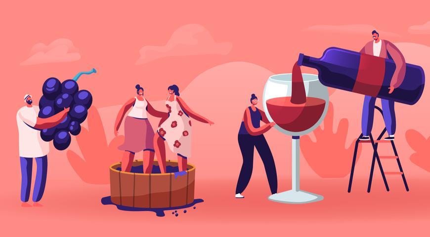 18439 Без чего невозможно сделать вино