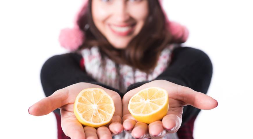 18435 Хотите жить дольше? Обязательно ешьте лимоны!