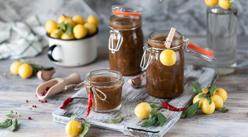 Как приготовить дома ткемали, сацебели, горчицу и другие домашние соусы. Личный опыт