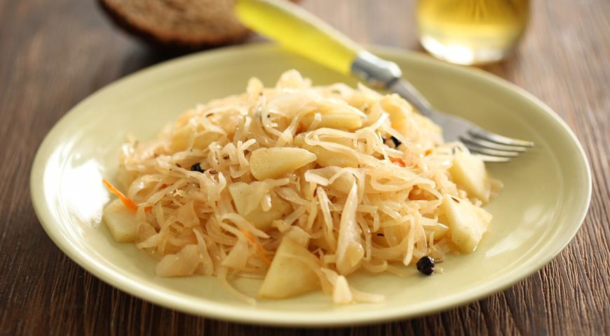 Как готовить квашеную капусту с молочной сывороткой от своего творога