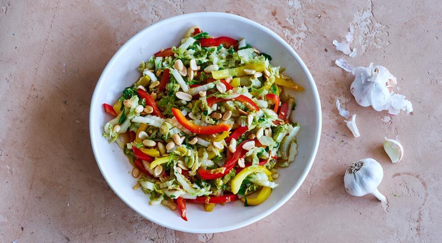 6 овощных гарниров, которые можно подать как самостоятельное блюдо