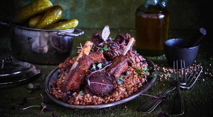 Новогодние блюда из баранины. Лучшие рецепты мира и советы по приготовлению