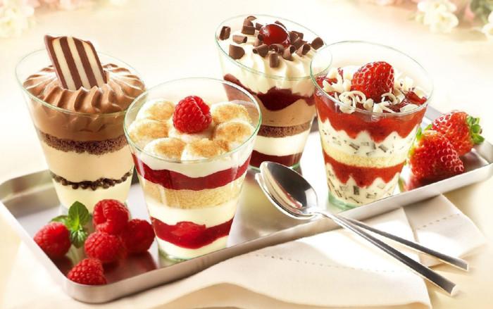 18897 Новогодние десерты 2021