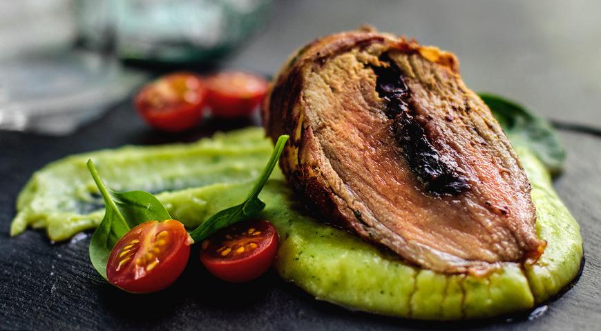 3 красивых блюда для воскресного обеда от Елены Чазовой