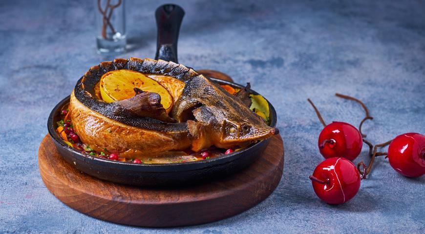 Вкусные рождественские блюда и истории