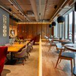 19599 Ресторан Hibiki - японское эхо в Москве