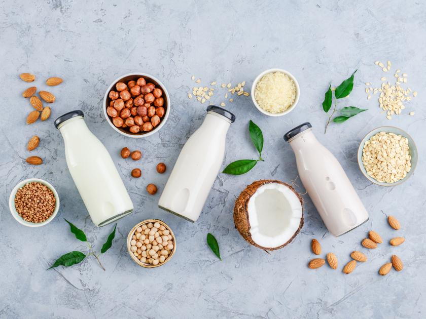 20010 5 видов растительного молока, которые вкуснее коровьего