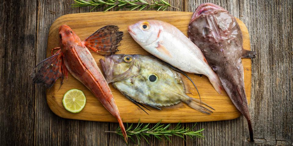20007 Морская кухня в Италии