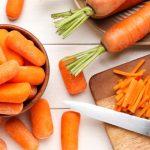 19936 Что такое беби-морковь и почему она такая влажная?