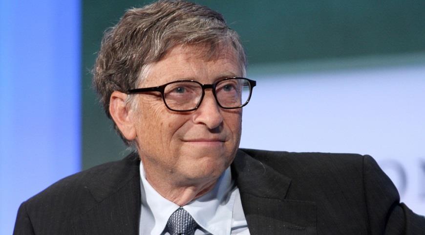 Диета Билла Гейтса: что ест один из самых богатых людей мира