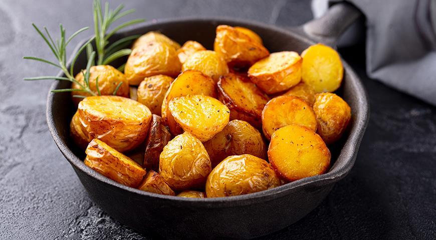 Маленькая да удаленькая: как правильно готовить мелкую картошку