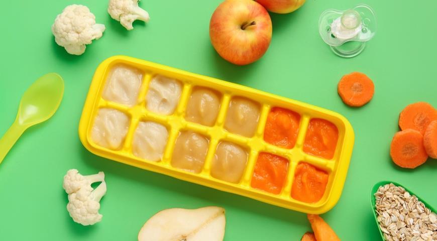 20085 Овощное пюре, как приготовить, чтобы его ели с аппетитом взрослые